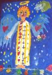 Работа Тюриной Вари, 6 лет